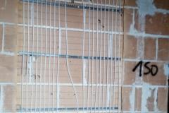 Impianto di riscaldamento integrazione a parete
