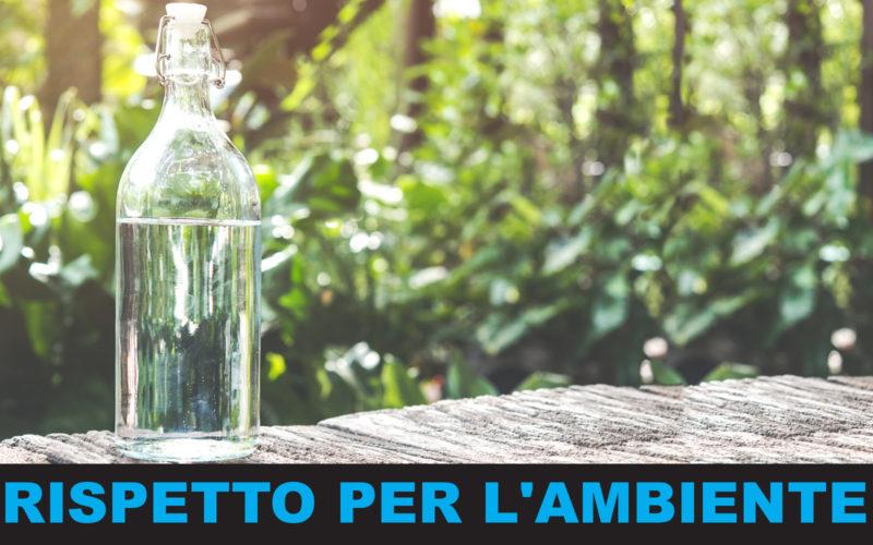 Rispetto per l'ambiente-installazione trattamento acqua potabile-Padova