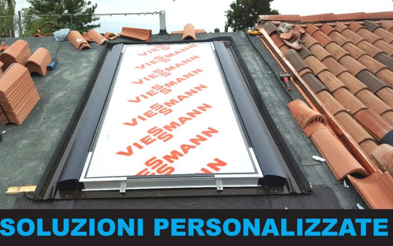 Soluzioni personalizzate-installazione impianti energia solare-Padova